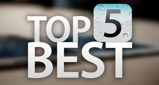 The Top 5 Things For A Top 5 Post.