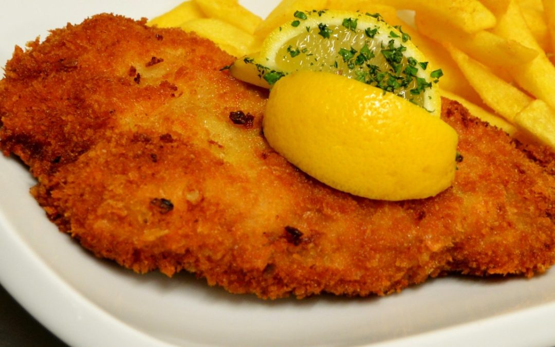 Is Schnitzel on your Conference Agenda?